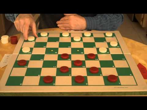 UNDERSTANDING THE CENTER..CHECKERS AND DRAUGHTS