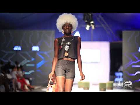 A-Kinko (Ghana)  @ Accra Fashion Week Chilly Rainy 2018