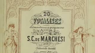 Salvatore Marchesi Opus 15 No 1