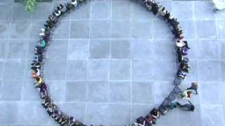 DAVIDE BALULA : ENDLESS PACE (VARIATION FOR 60 DANCERS), Performa 2009, NYC