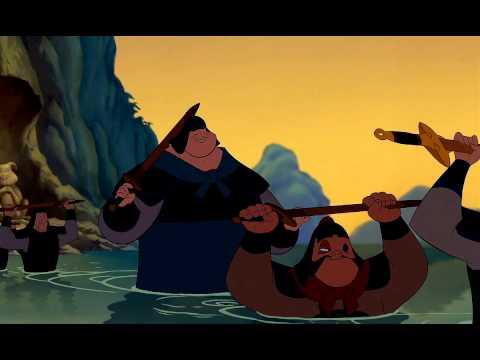 Mulan - Ta za którą walczyć chcesz mega HD
