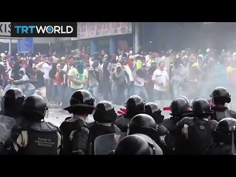 Venezuela On the Edge: Massive rival protests held