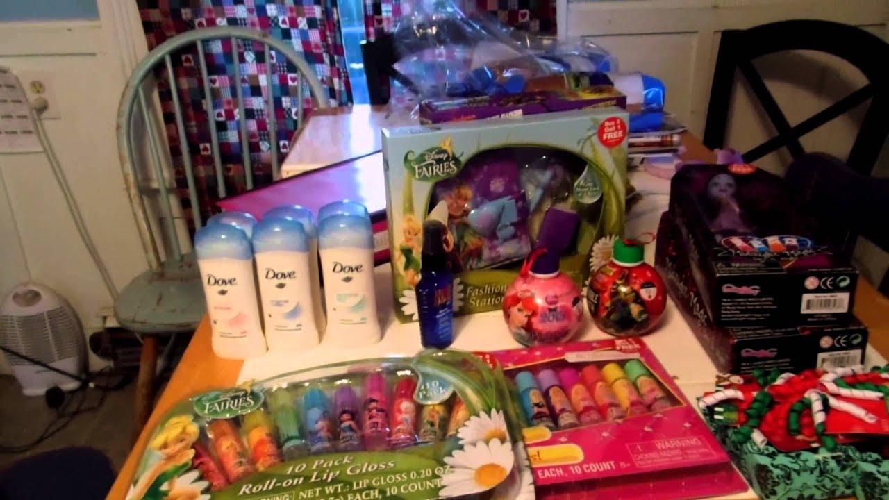Couponing Walgreens Haul ~ Christmas Toys 11-26-13 - YouTube