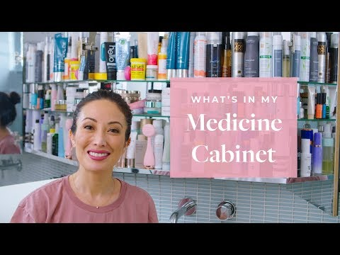 What's in My Medicine Cabinet: Living Proof, Verso, Caudalie, & More! | Susan Yara