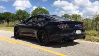 2015 Mustang GT Corsa Extreme Cat Back