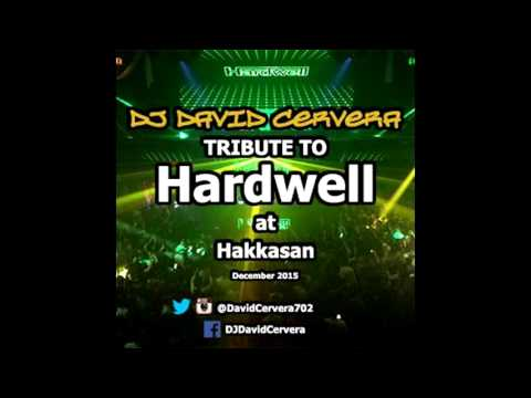 EDM / Electro House Music New Club Mix - The Best of Hardwell at Hakkasan - DJ David Cervera