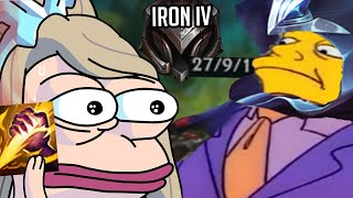 This Iron IV game will tilt you within 5 seconds