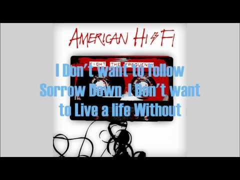 American Hi-Fi - Lost (Lyrics)
