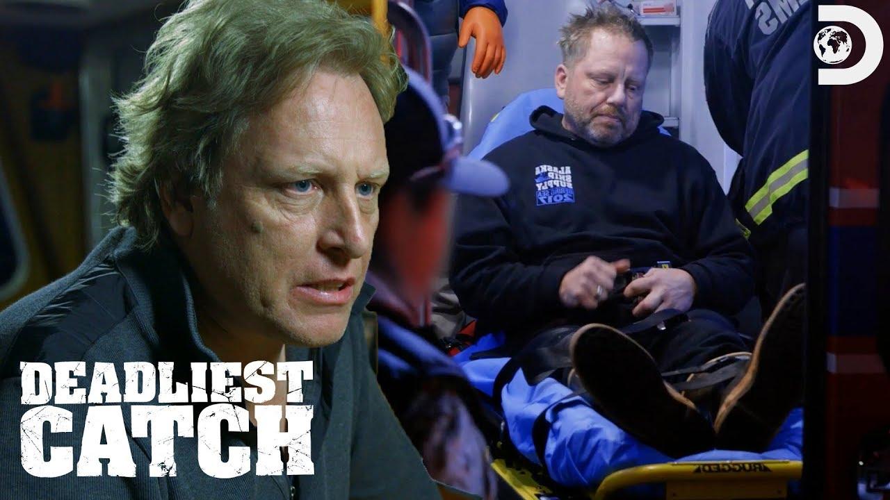 Norman Hansen's Scary Injury | Deadliest Catch - YouTube