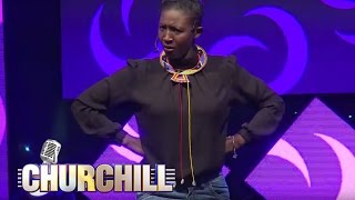Mammito - Women and Breakups ( Churchill Show on The Road Meru) thumbnail
