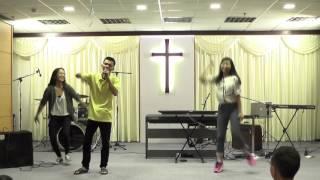 Giao lưu BTN   Rap: HOLY SPIRIT   Cường Nissi   Quảng Ngãi