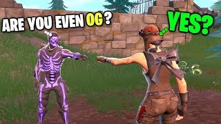 so i met a PURPLE SKULL TROOPER in duo fill while using RENEGADE RAIDER... (best duo)