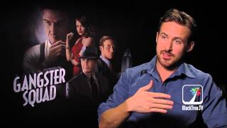 Ryan gosling interview for gangster squad