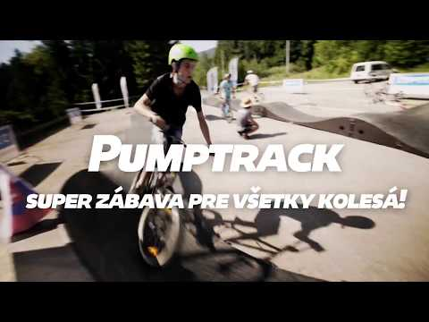 Pumptrack Slovakia presents