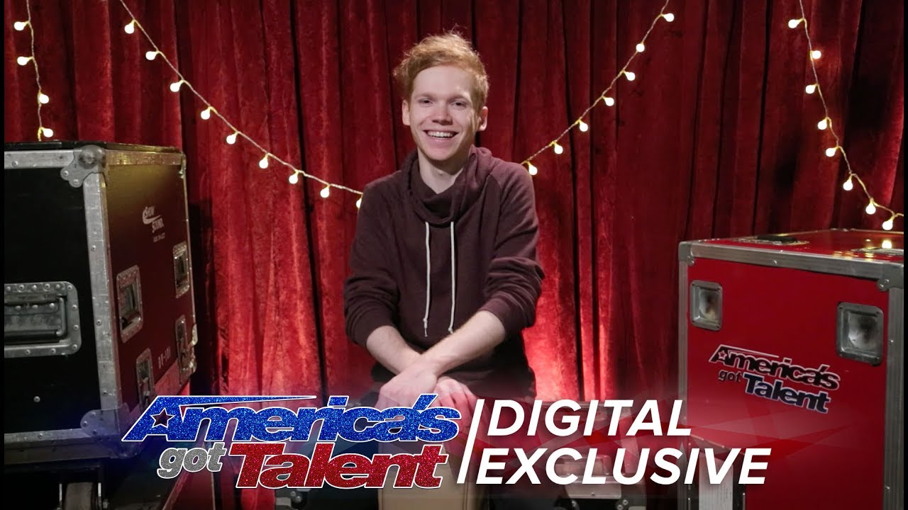 Americas got talent 2017 male singer - Singer Chase Goehring Is Thrilled About His Agt Performance America S Got Talent 2017
