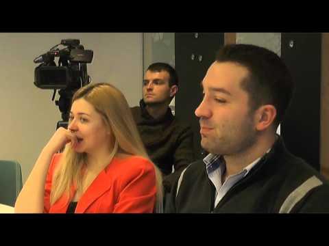 EMISIUNE VIZITA LA ACADEMIA DE ADMINISTRARE ELECTRONICA DIN ESTONIA