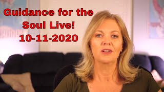 Guidance for the Soul Live! Brenda Gervais - October 11, 2020