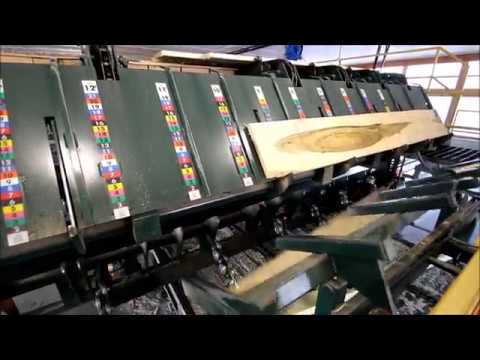 MELLOTT Lumber Grading System - Stoltzfus Forest Products - Peach Bottom, PA