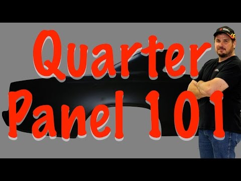 What Is A Quarter Panel? And How a Fender, Uniside, and Quarter Panel are Different
