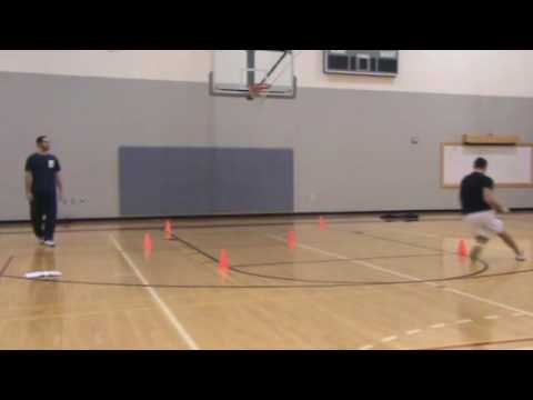 Basketball Test 1 Control Dribble