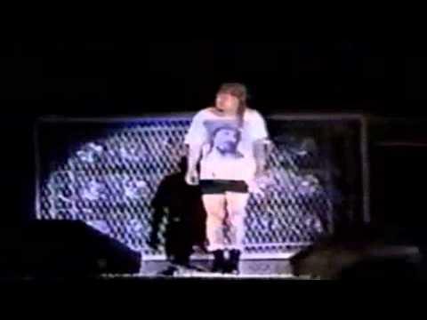 Guns N Roses - ´´Yesterday`` Live Argentina 92