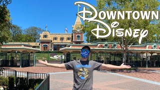 I Finally Went To Downtown Disney!