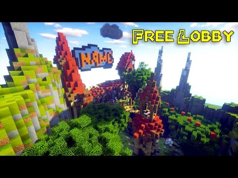 FREE MINECRAFT LOBBY 1.9+ ❃  DOWNLOAD IN DESCRIPTION ❃ HolyBlock