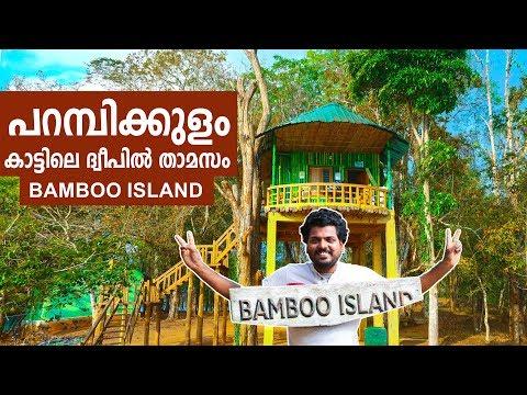 Bamboo Island Nest | Parambikulam Tiger Reserve Stay | Part - II | sherinz Vlog #48