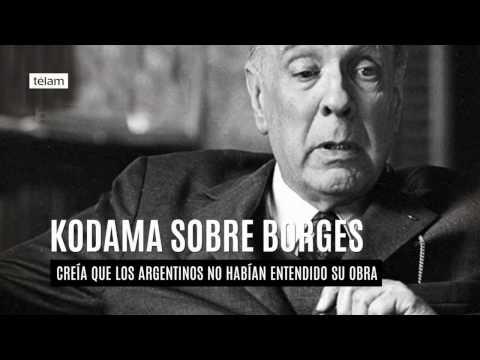maria kodama hablo de la incomprension que tienen los argentinos de la obra de borges