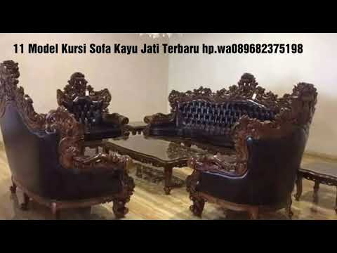 420 Model Kursi Kayu Sofa Gratis Terbaru