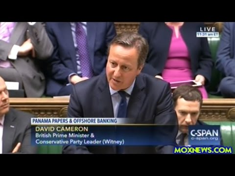 Members Of Parliament Question David Cameron On Panama Papers For First Time
