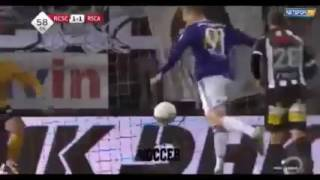 Royal Charleroi vs Anderlecht 1 3 All Goals   Jupiler Pro League 18 05 2017