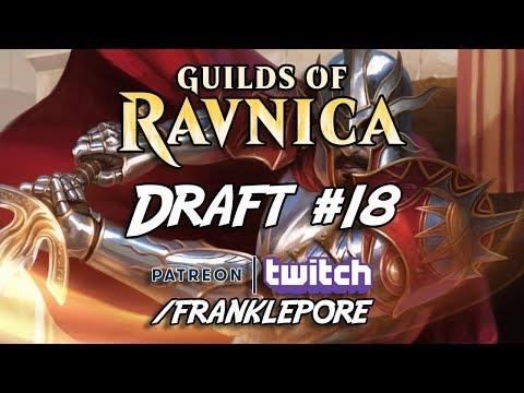 (Magic Online) Guilds of Ravnica Draft #18 - 10/15/18