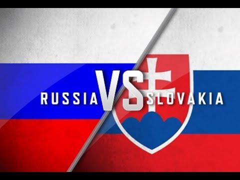 Россия Словакия Хоккей  ФИНАЛ Обзор  матча Универсиада 2019
