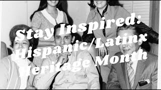 Balboa Park to You - Stay Inspired: Hispanic/Latinx Heritage Month