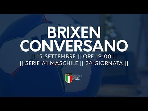 Serie A1 Maschile [2^ giornata]: Brixen - Conversano 27-27