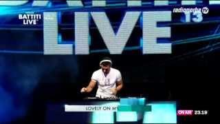 Gabry Ponte - Battiti Live 2013 - Trani