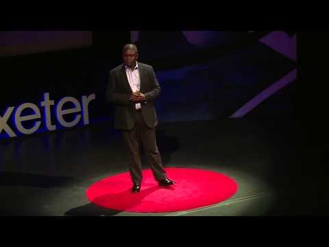 Congo calling back: Bandi Mbubi at TEDxExeter