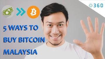 Buy Bitcoin Malaysia : 5 Ways to Buy Bitcoin in Malaysia, simple Bitcoin Buy guide | BitcoinMalaysia