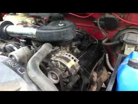Cold Air Intake For Chevy Silverado 1500 >> K1500 cold air intake - YouTube
