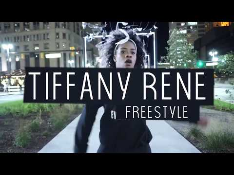 Tiffany Rene  freestyle  cashmere Cat - 9 (after Coachella)