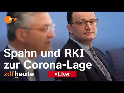 Corona-Update Spahn und RKI-Chef Wieler