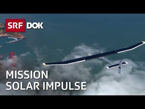 Bertrand Piccard: Mission Solar Impulse