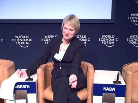Rita Gunther McGrath at Davos
