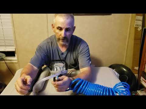 DIY hookah air pump part 2