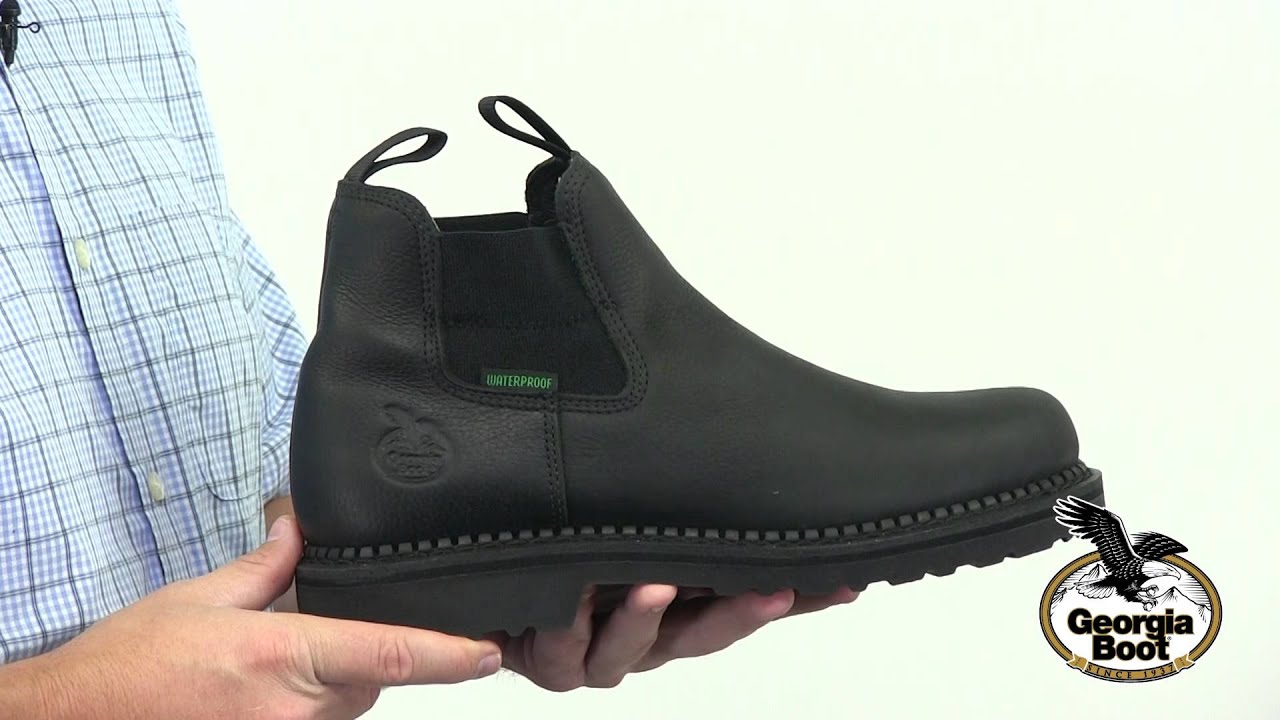 6b1a46ff842 Georgia Giant Waterproof High Romeo Boot Style# - GB00084