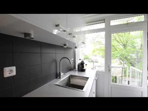 TE KOOP: In 2012 gerenoveerd luxe 3-kamer appartement Utrecht - YouTube
