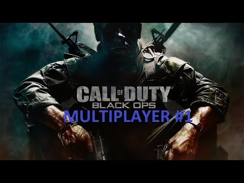 Call Of Duty Black Ops Multiplayer #1 (PC)