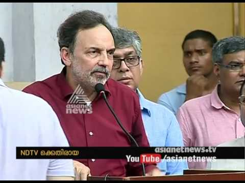 Press Club of India expresses solidarity with NDTV