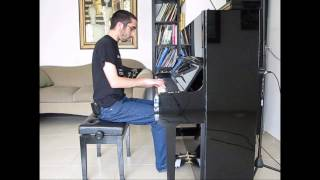 Epica - Blank Infinity (Piano Cover)